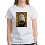 ighted Arch Christ Church Women's T-Shirt