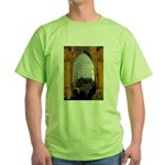 ighted Arch Christ Church Green T-Shirt