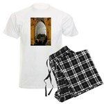 ighted Arch Christ Church Men's Light Pajamas