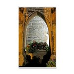 ighted Arch Christ Church 38.5 x 24.5 Wall Peel
