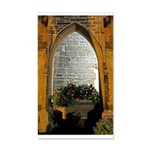 ighted Arch Christ Church 22x14 Wall Peel