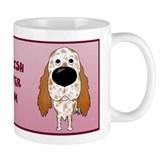 Big Nose English Setter Mom Coffee Mug