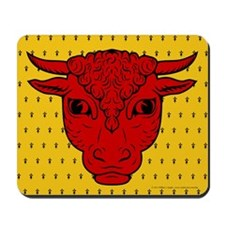 Populace Badge Mousepad