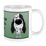 Big Nose English Setter Dad Small Mug
