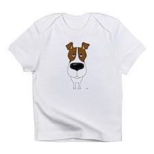 Big Nose Fox Terrier Infant T-Shirt