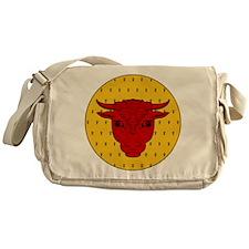 Populace Badge Messenger Bag
