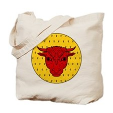 Populace Badge Tote Bag
