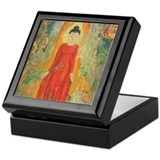 Asian Art Decorative Keepsake Box