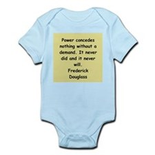 frederick douglass gifts and Infant Bodysuit