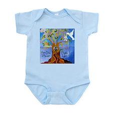 Tree of Life Design Infant Bodysuit