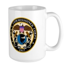 NOAA Commander<BR> 15 Ounce Mug