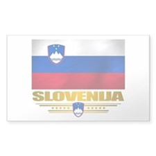 """Slovenia Flag"" Decal"