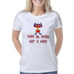 Think Burgundy Myeloma Women's Light T-Shirt