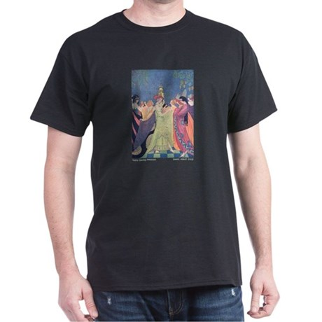 Abbott's Dancing Princesses Black T-Shirt