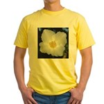 The Rapture of Spring Yellow T-Shirt