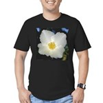 The Rapture of Spring Men's Fitted T-Shirt (dark)