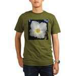 The Rapture of Spring Organic Men's T-Shirt (dark)