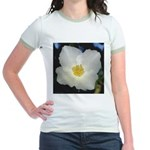 The Rapture of Spring Jr. Ringer T-Shirt