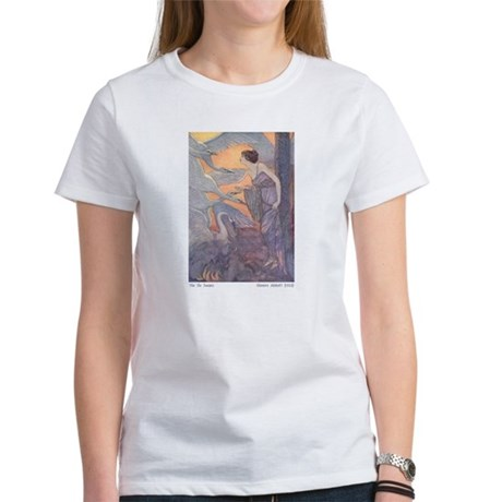 Abbott's Six Swans Women's T-Shirt