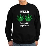 We'ed Sweatshirt (dark)