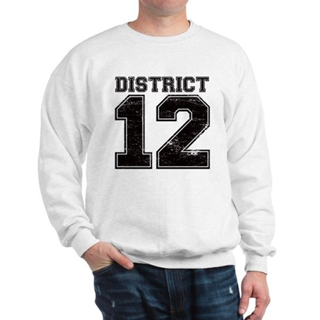 Mellark District 12 Sweatshirt