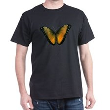 Orange Butterfly -- T-Shirt