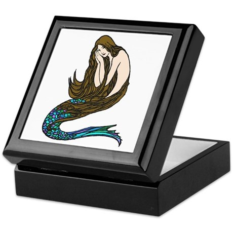 Abbott's Mermaid Keepsake Box