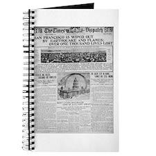 1906 San Francisco Earthquake Journal