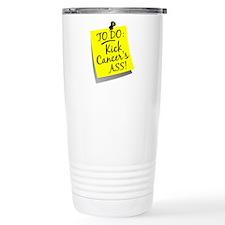 To Do 1 Testicular Cancer Ceramic Travel Mug