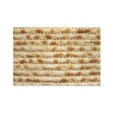 Matzah Rectangle Magnet (10 pack)