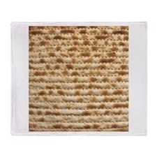 Matzah Throw Blanket