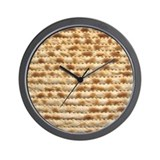 Matzah Wall Clock