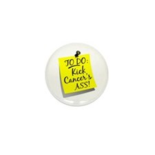 To Do 1 Sarcoma Mini Button (10 pack)