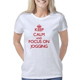 No Excuses just goals Women's Plus Size Scoop Neck