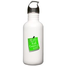 To Do 1 Non-Hodgkin's Lymphoma Water Bottle