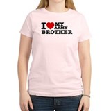 I love My Army Brother T-Shirt