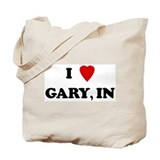 I Love Gary Tote Bag