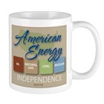 American Energy Independence Mug