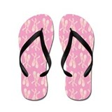 Ballet Dance Shoes Design Flip Flops