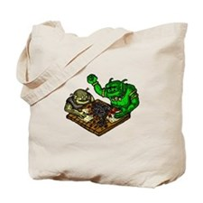 Cute Dnd Tote Bag