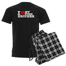 I love My Nurse Brother Pajamas
