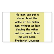 frederick douglass gifts and Decal