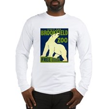 Brookfield Zoo Chicago Long Sleeve T-Shirt