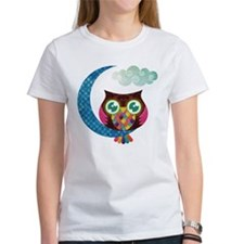 owl-moon2 T-Shirt