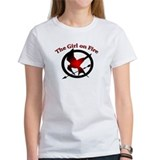 Girl on Fire Tee