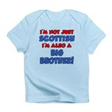 Scottish Plus Big Brother Infant T-Shirt