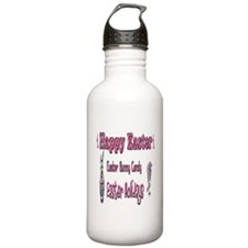 Happy Easter Holiday Water Bottle