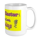 Happy Easter Holiday Mug