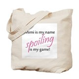Funny Family name Tote Bag