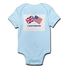 A UK/USA Production Infant Creeper